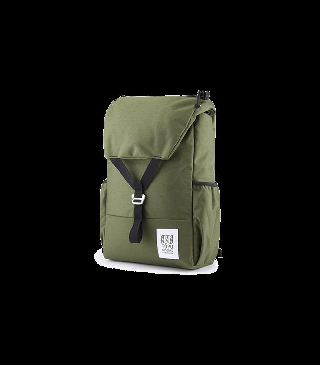 Topo Design Y-Pack - Olive
