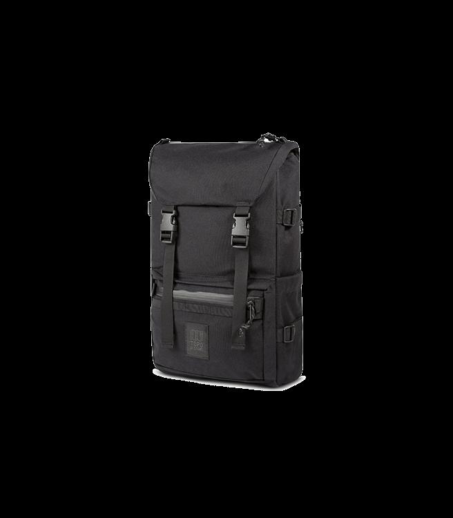 Topo Design Rover Pack Tech - Black