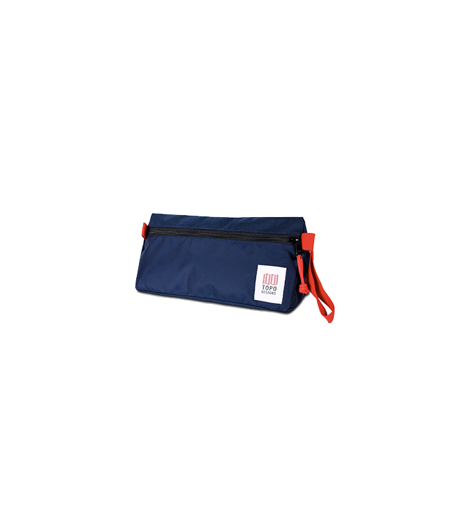 Topo Design Dopp Kit - Navy