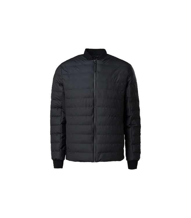 Rains Trekker Jacket - Black
