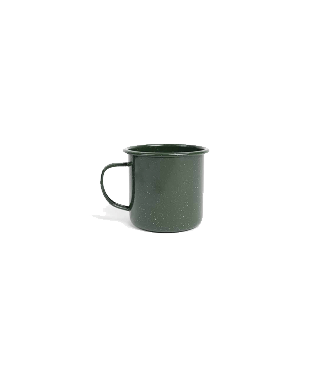 Crow Canyon Home Stinson 12 oz Mug - Forest Green Speckle