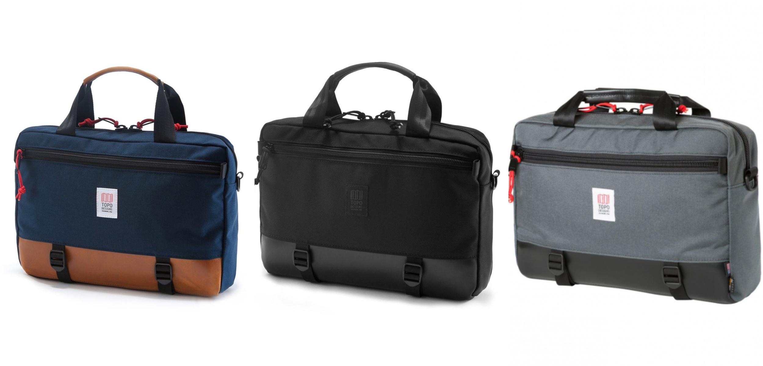 Topo Designs Commute Briefcase