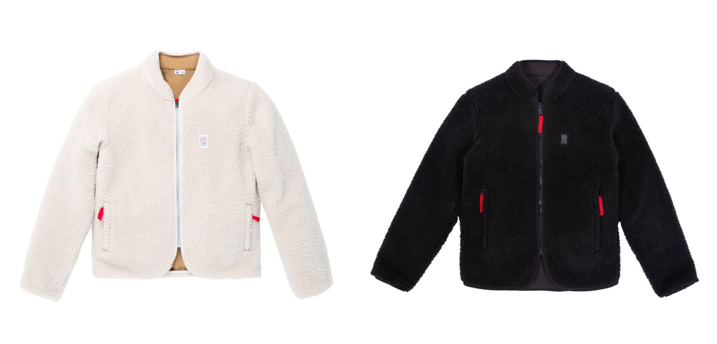 Topo Designs Fleece
