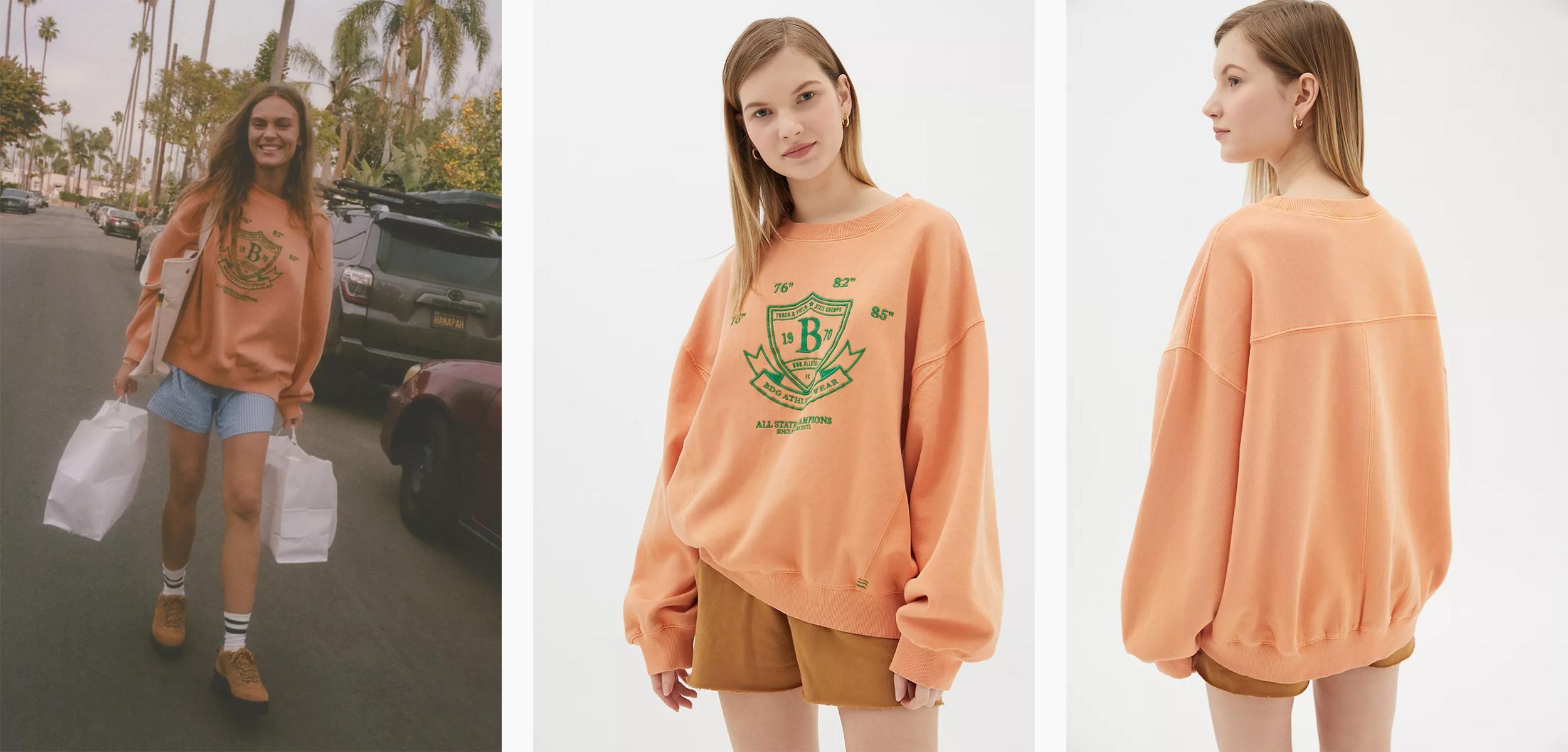 Custom Hanes Sweatshirt