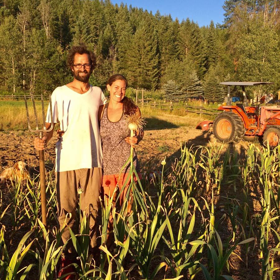 Ben & Claire Ronniger