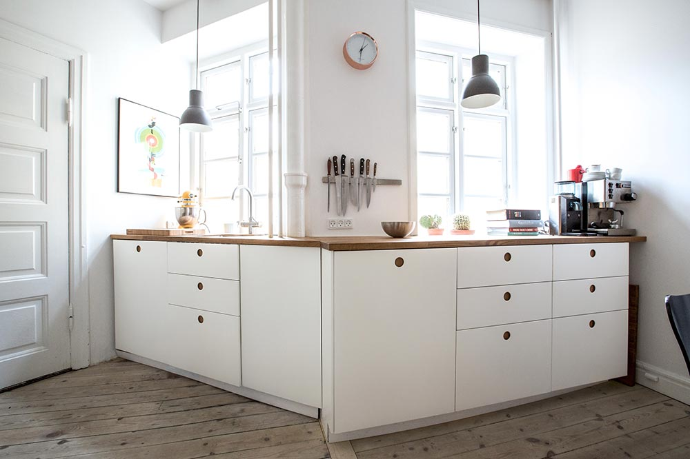 REFORM CUCINE / stories / simple flair