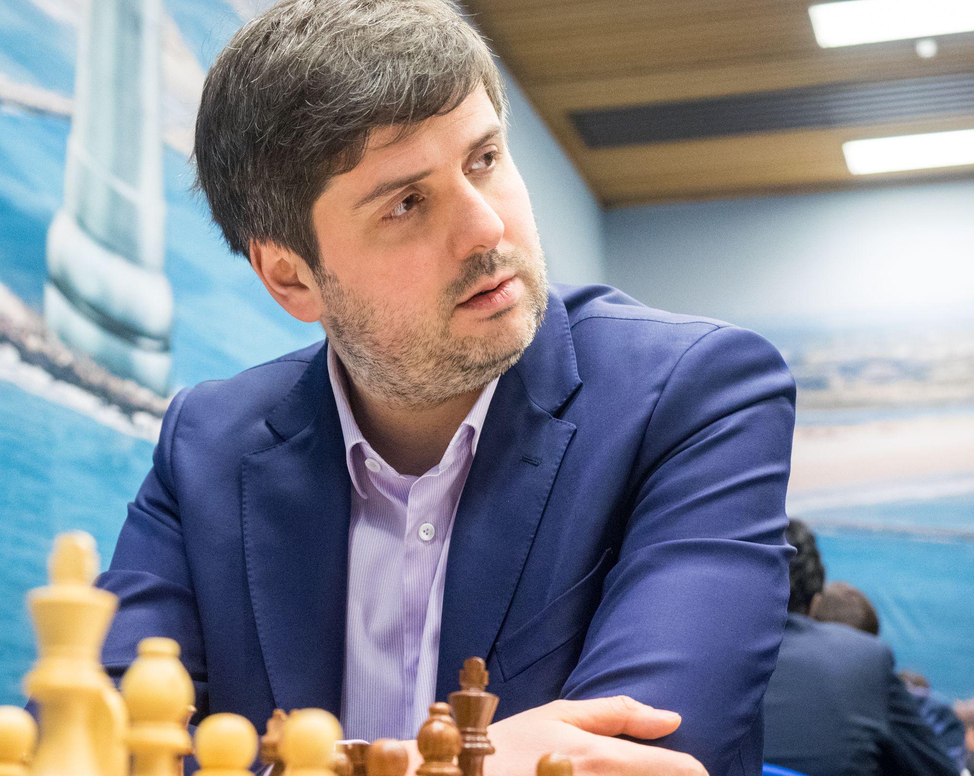 Peter Svidler Fischer Random Chess Championship