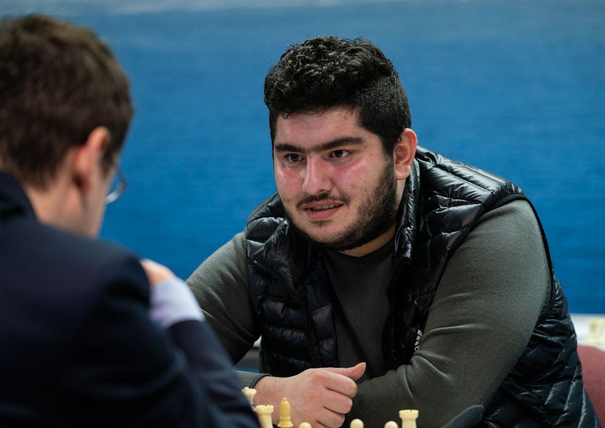 Parham Maghsoodloo Fischer Random Chess Championship