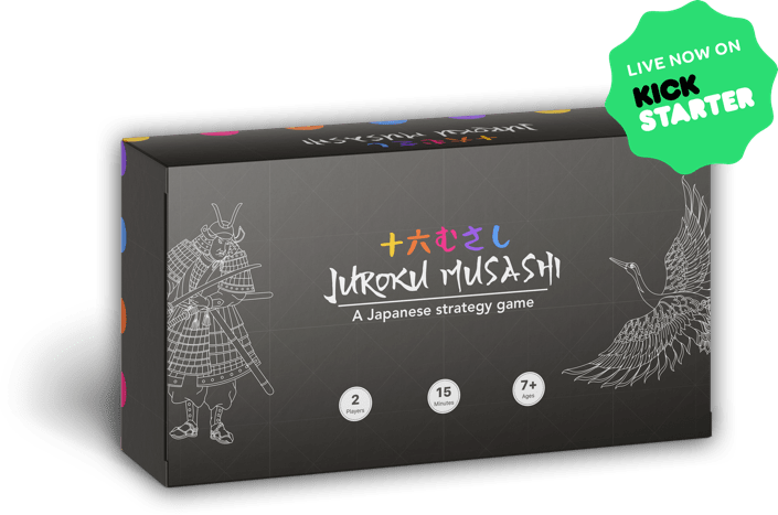Juroku Musashi Board Game