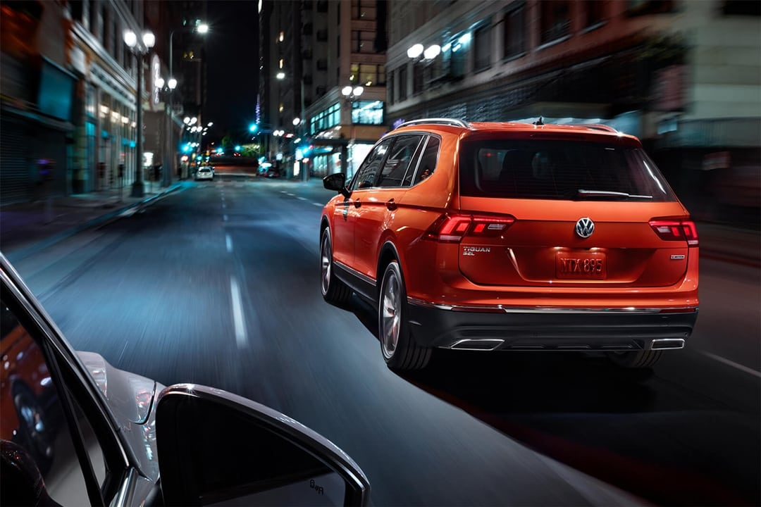 2021 VW Tiguan S | Century Auto Leasing
