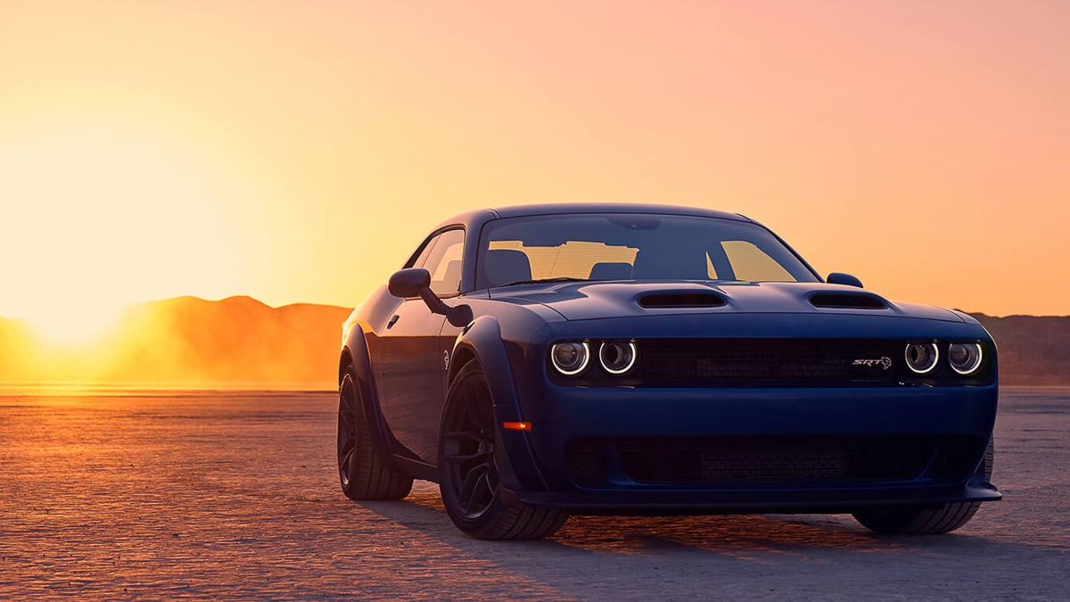 2019 Dodge Challenger Blacktop