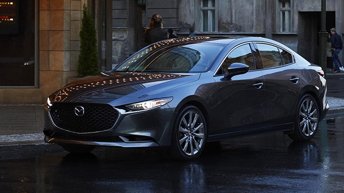 2019 Mazda Mazda3 Sport Sedan