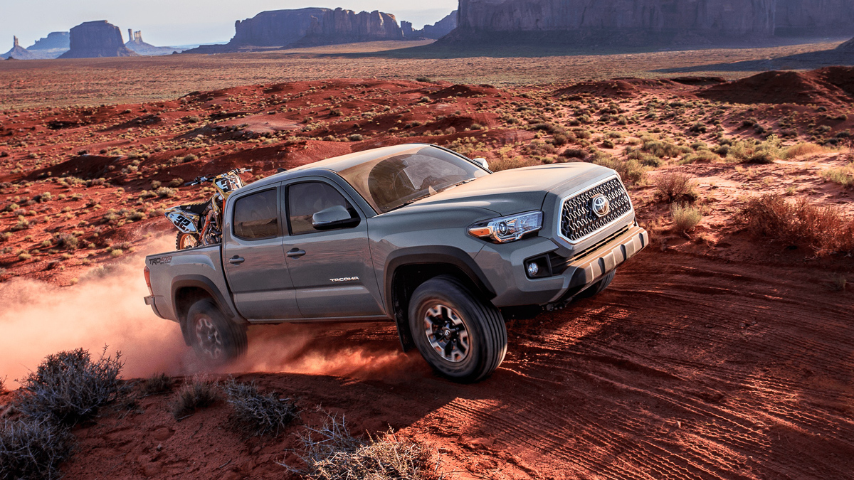 2019 Toyota Tacoma SR5 Double Cab Truck