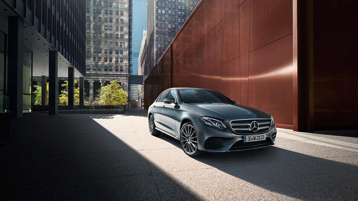 2020 Mercedes E350 Base Sedan