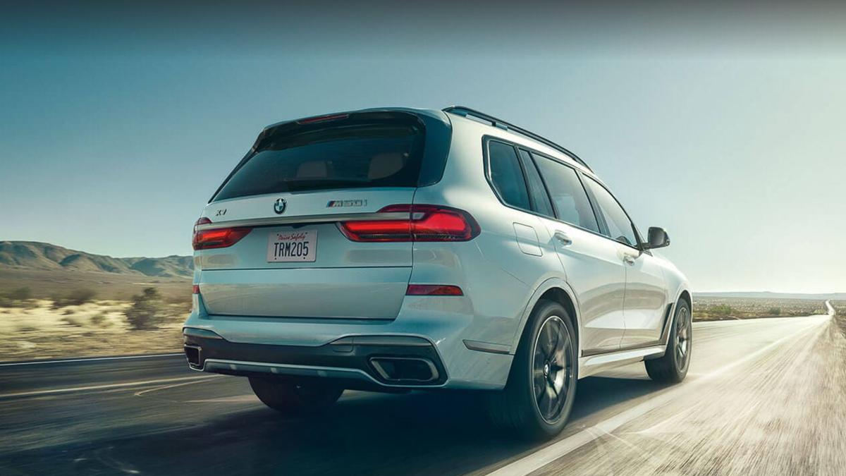2019 BMW x7 5.0i