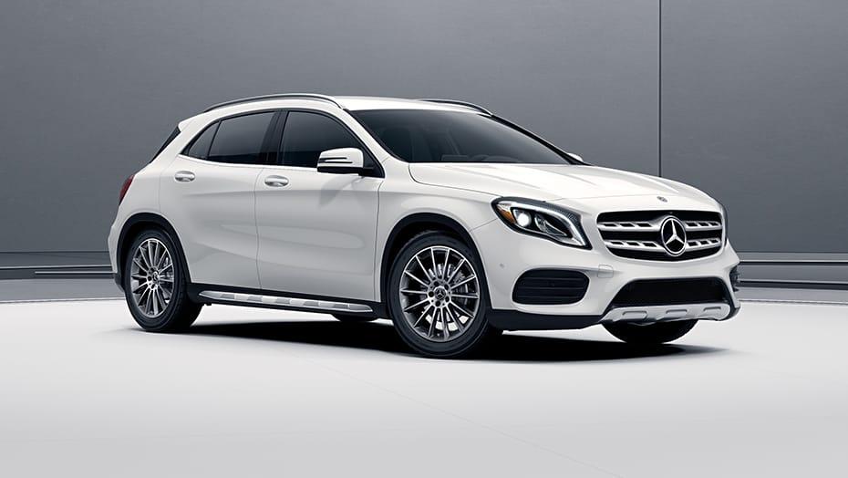 2020 Mercedes GLA 250 Base SUV