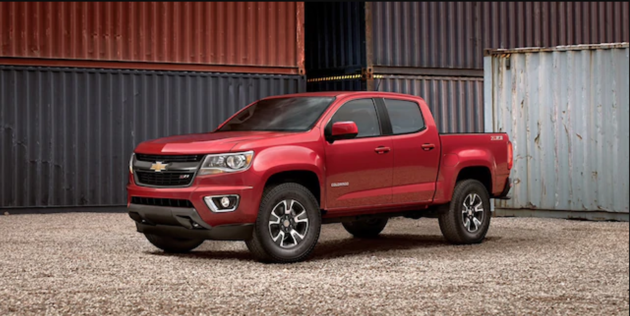 2020 Chevrolet Colorado WT V4 *Must have non-GM lease in household
