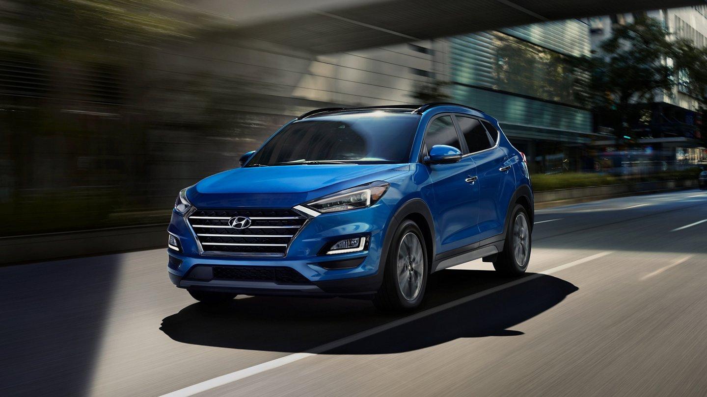 2021 Hyundai Tuscon SE