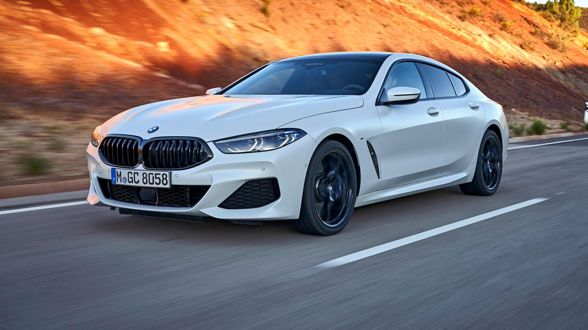 2021 BMW M850xi