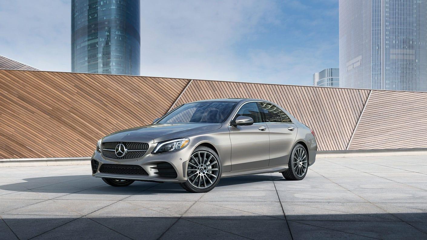 2021 Mercedes C300 Base
