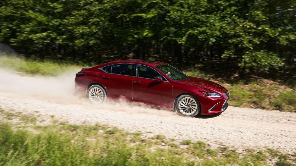2021 Lexus ES250 AWD Premium