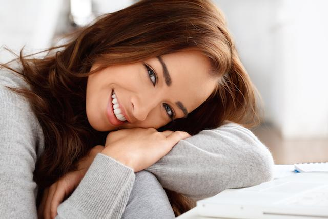 A woman smiles | Teeth Whitening in Dee Why NSW