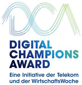 Logo Digital Champion