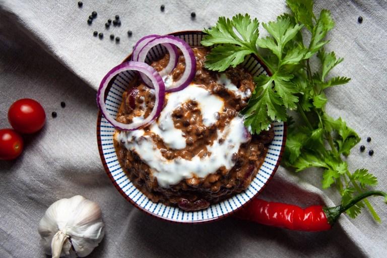 Vegan Dhal Makhani