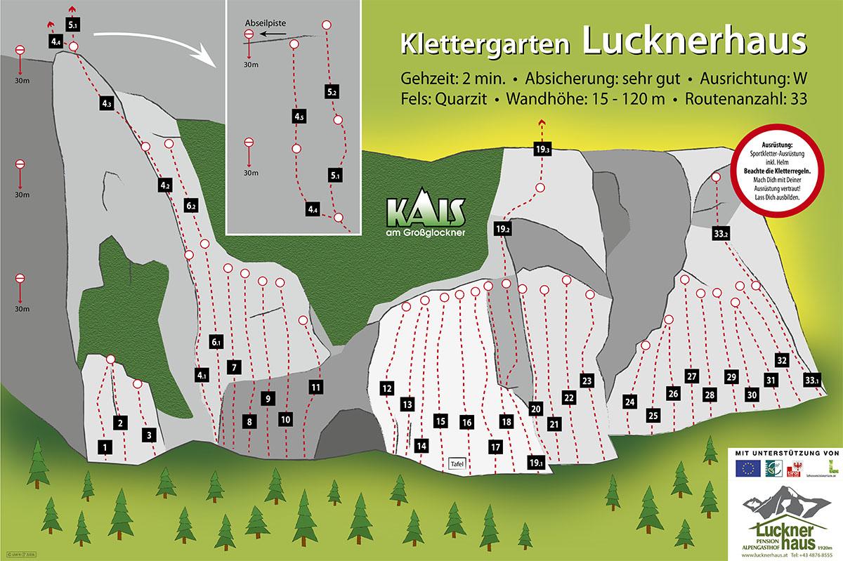 Lucknerhaus climbing kals osttirol