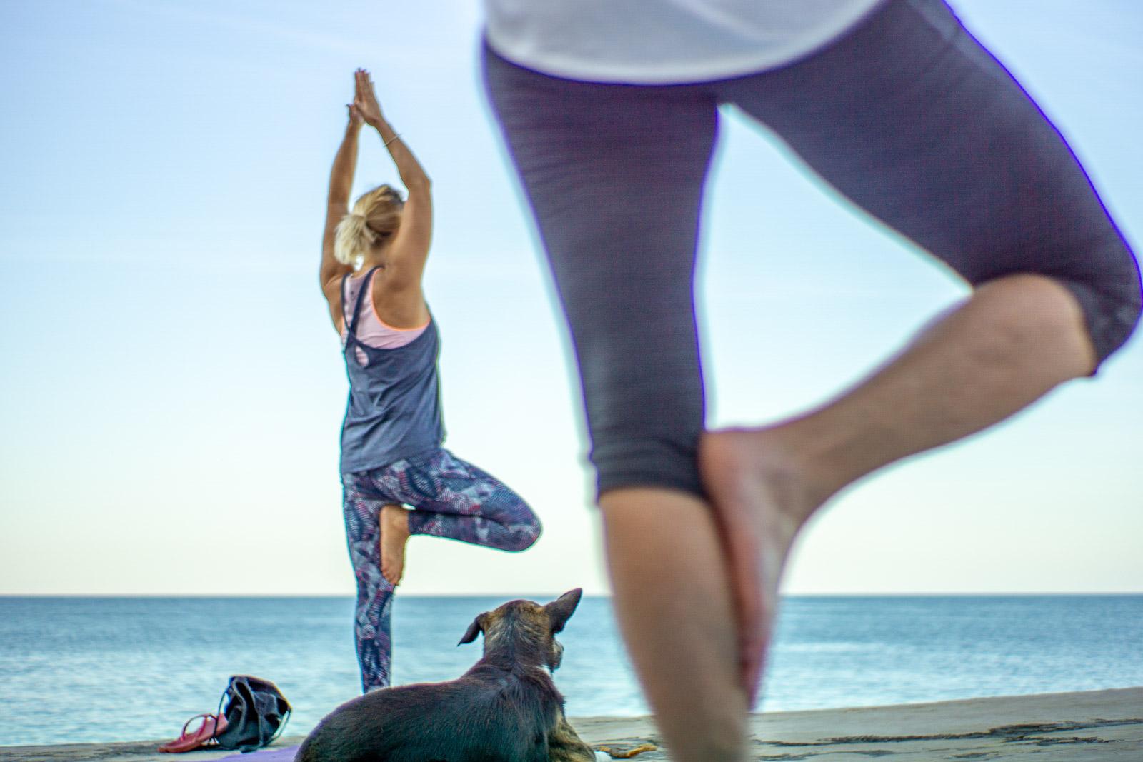 Yoga Vis Island Croatia