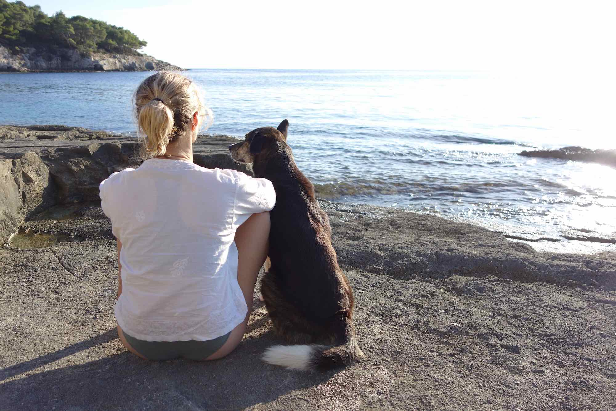 Five Things My Dog Has Taught Me