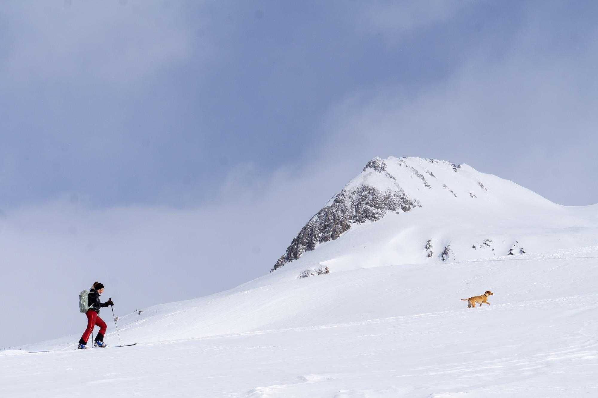 Ski Tour to Glorerhutte, Osttirol, Austria