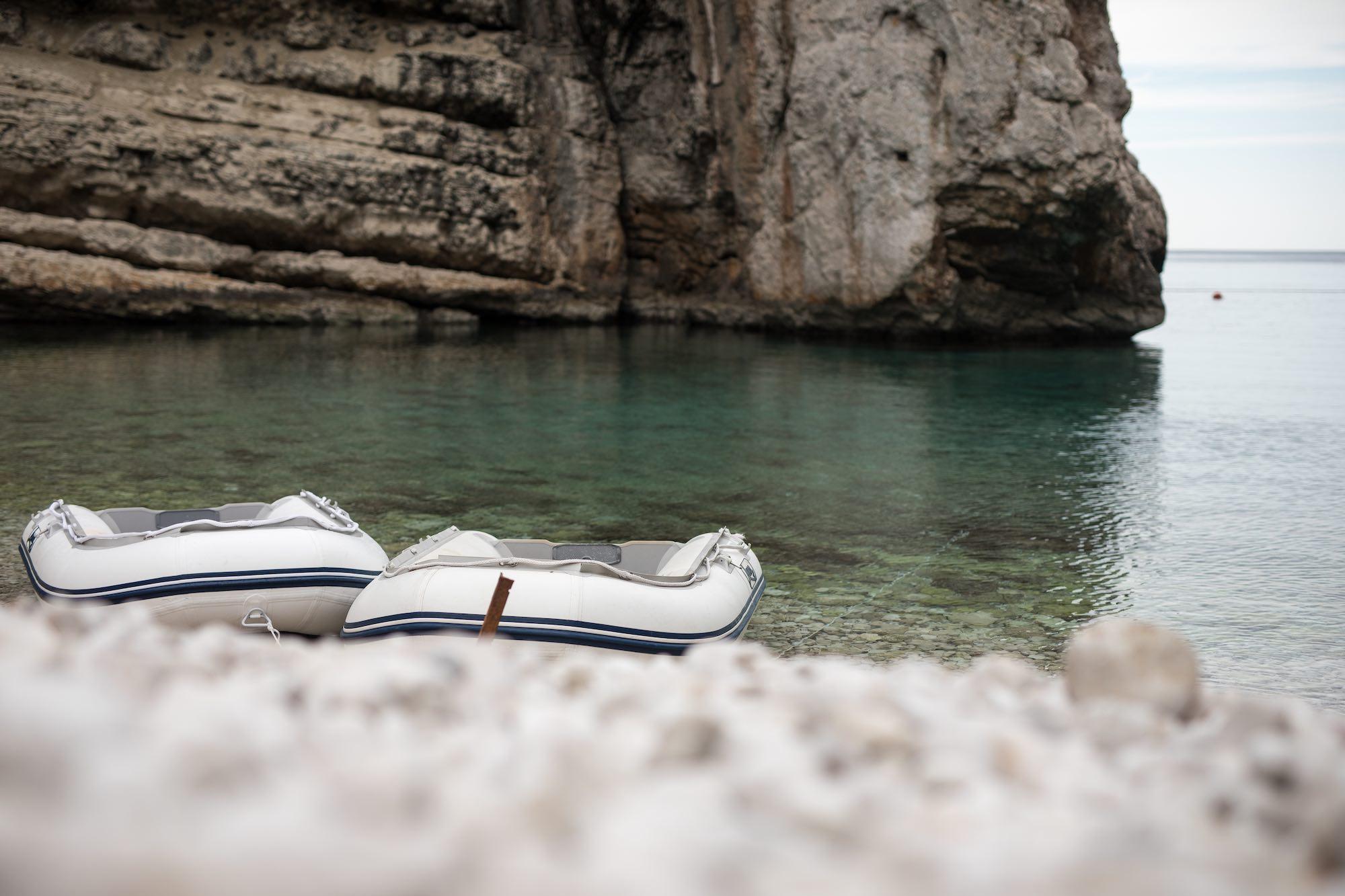 Stiniva Bay, Vis Island Croatia