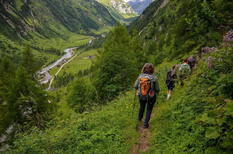 Vegan Hiking Holiday, Austria