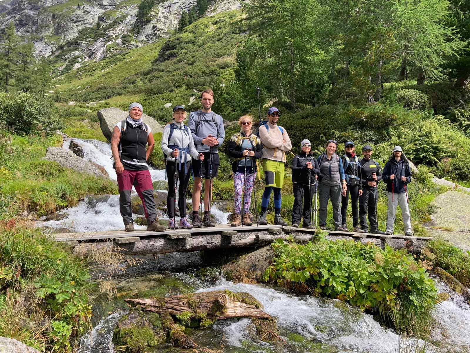 Vegan Hiking Holiday in Austria