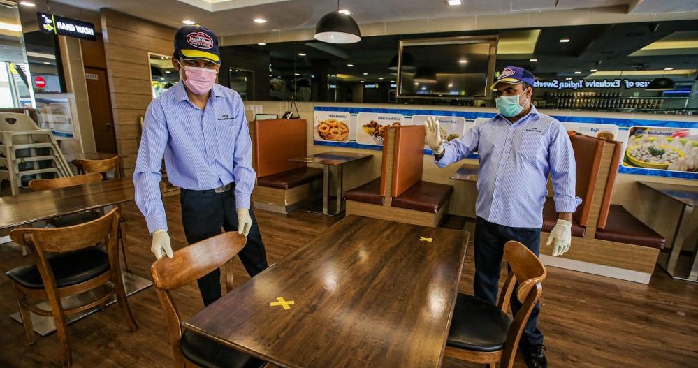 Malaysian Restaurants COVID-19 SOPs