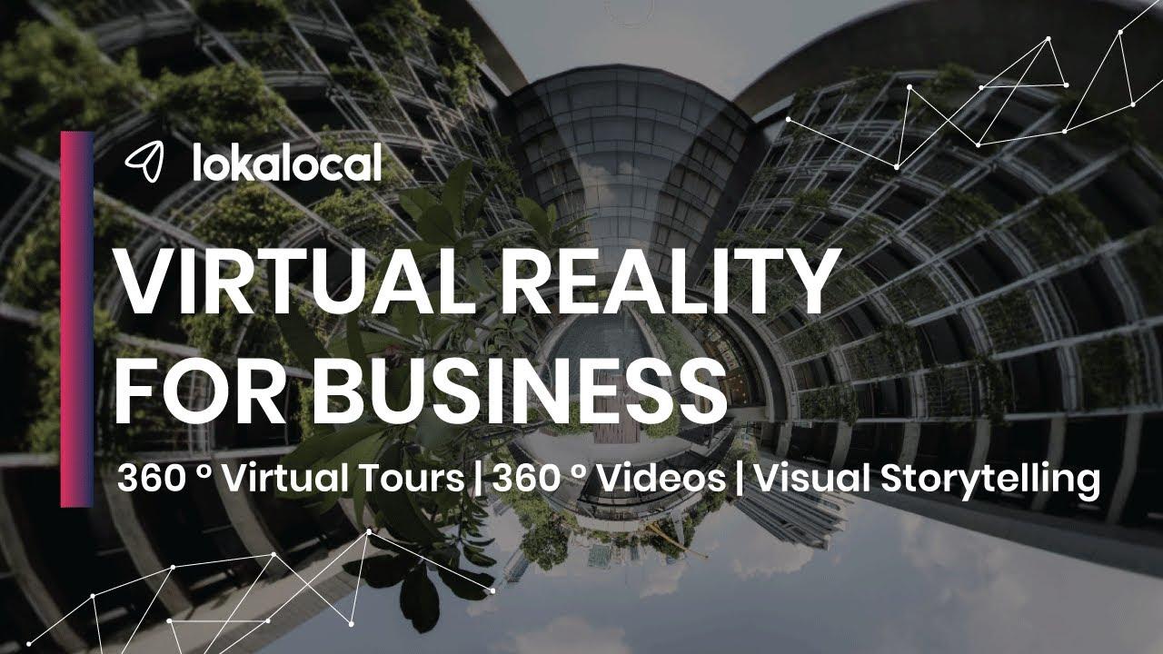 Lokalocal Virtual Reality Business Partnership