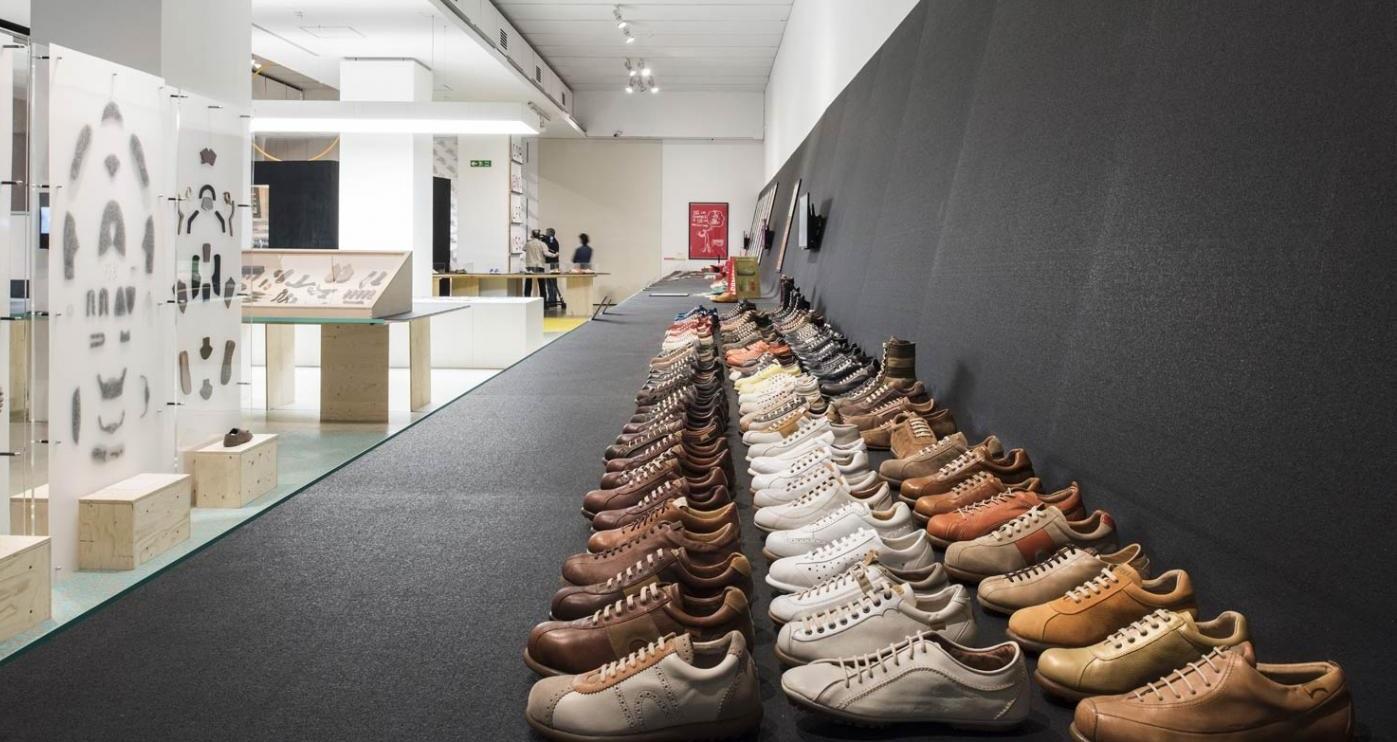 In-store Shoe Display