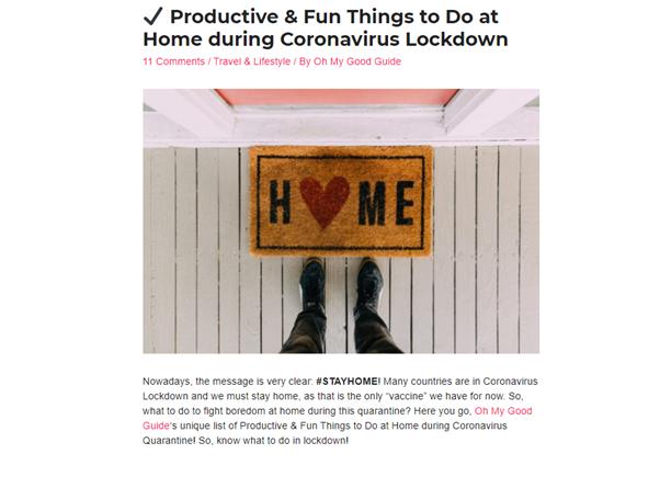 Blog Post Digital Marketing