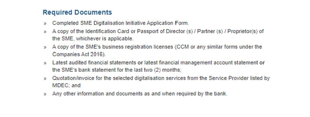 SME Digital Grant Requirements 02