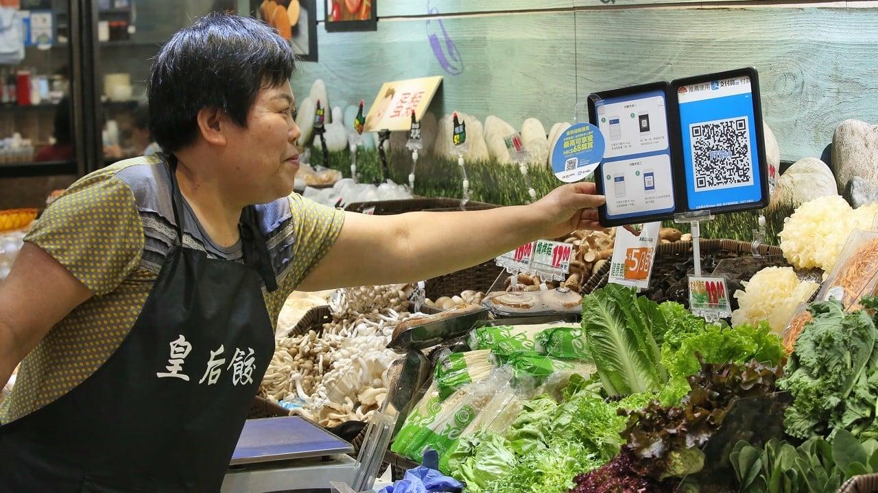 China's Digital Transformation In Supermarkets