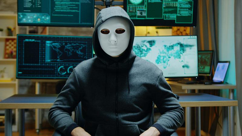 Malicious Hacker Example