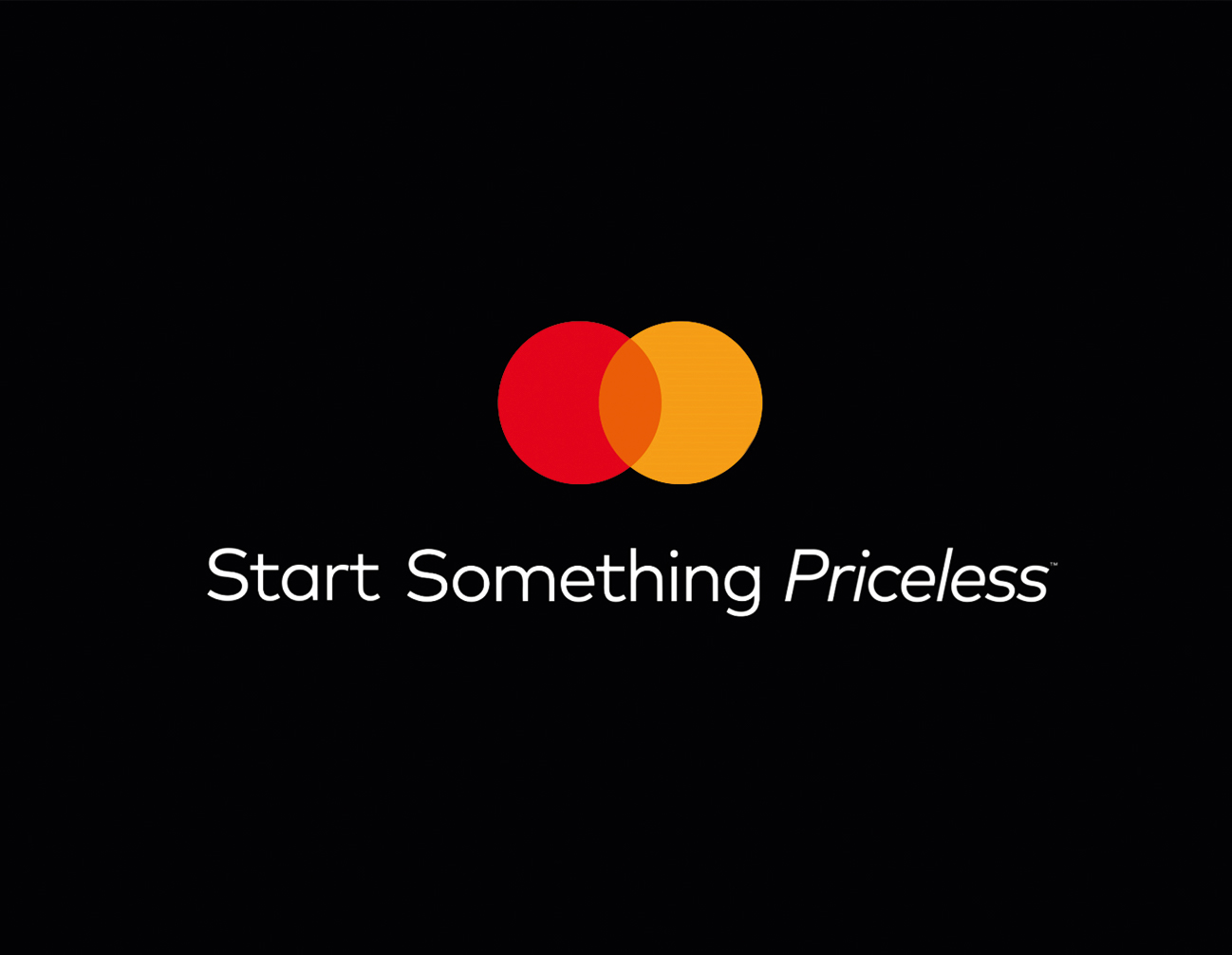 Start Something Priceless - Kampagne