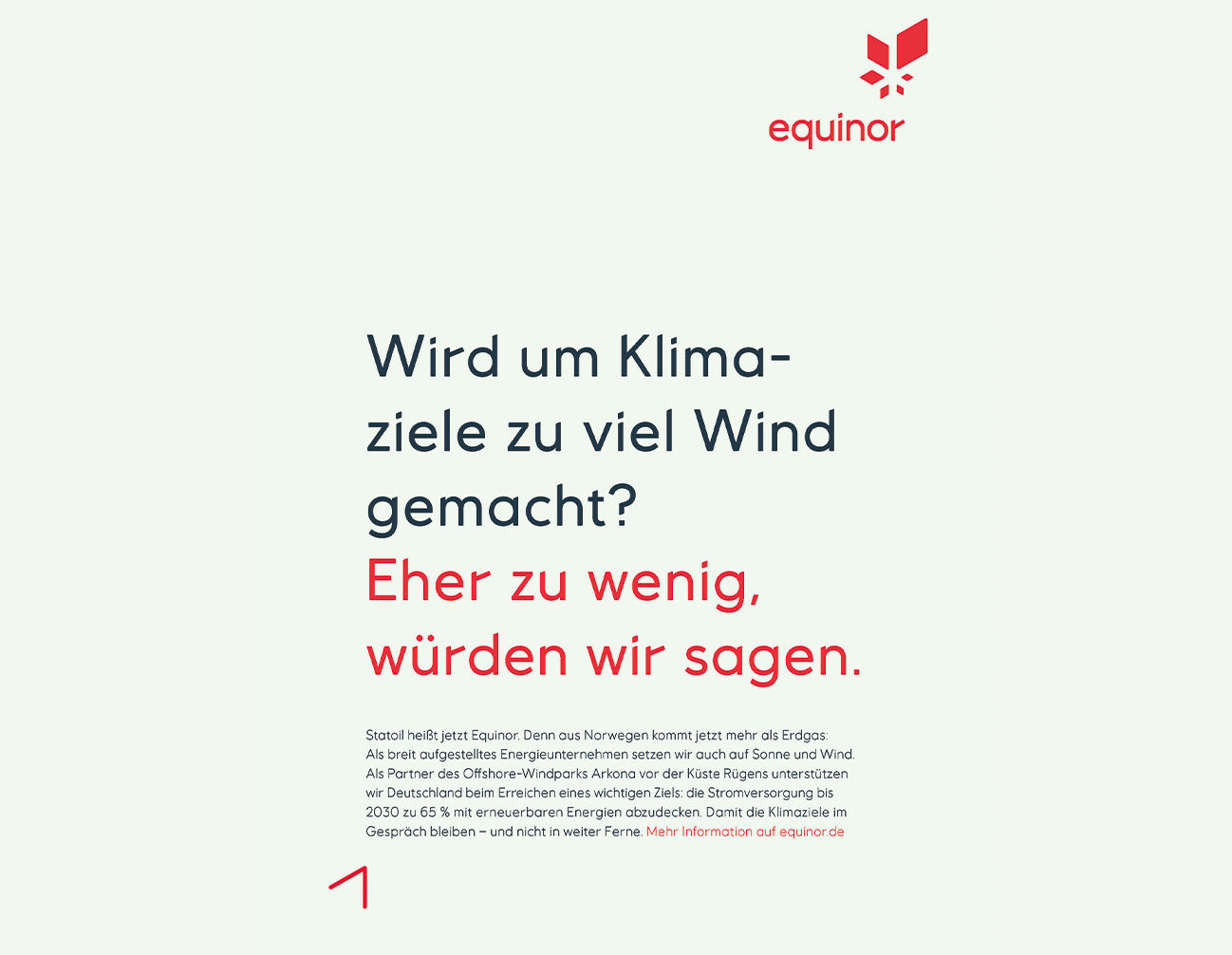 Equinor - Markenrelaunch