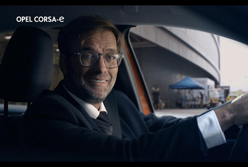 """""""Was noch mehr Spaß macht!"""" VELOCITY McCANN und Opel starten neue internationale Corsa-Kampagne mit Jürgen Klopp in der Hauptrolle"""