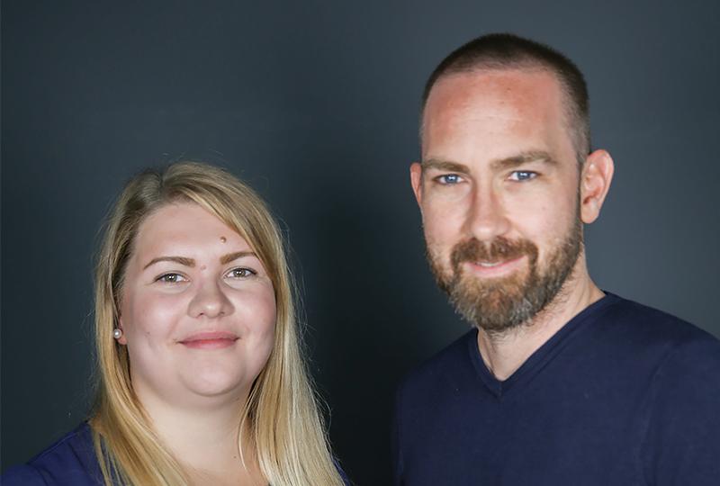 Jerome Cholet und Karin Stelzner kehren als Communications-Team zurück zu McCANN Worldgroup