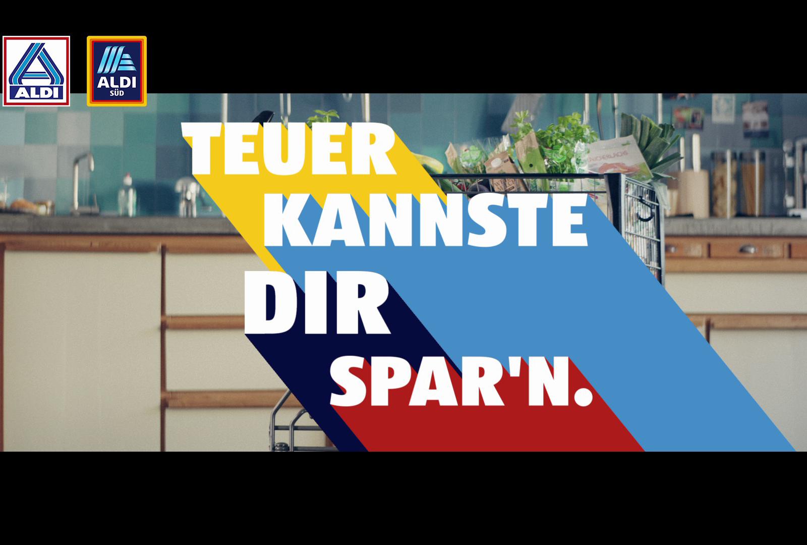 Neuer TV-Spot von ALDI zeigt: Qualität muss nicht teuer sein