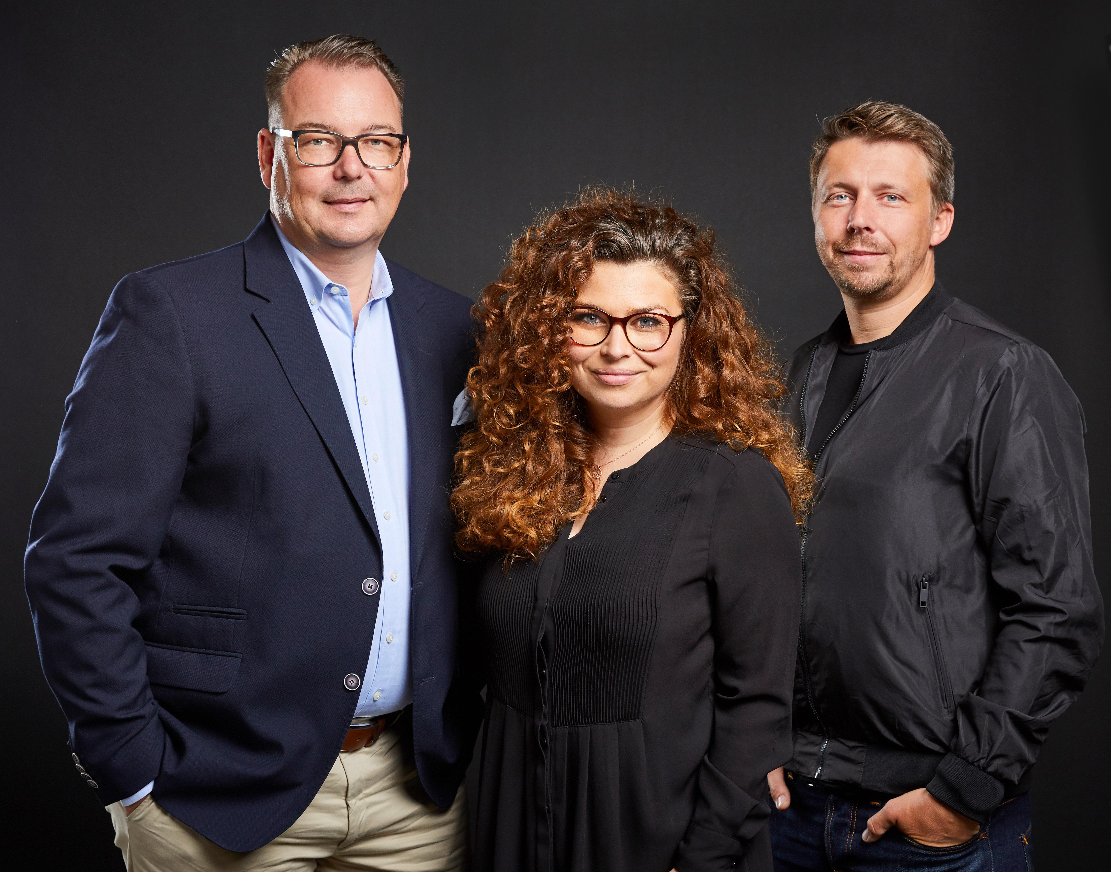 Sabine Bülow und Christian Bihn steigen in die Geschäftsführung von McCANN auf