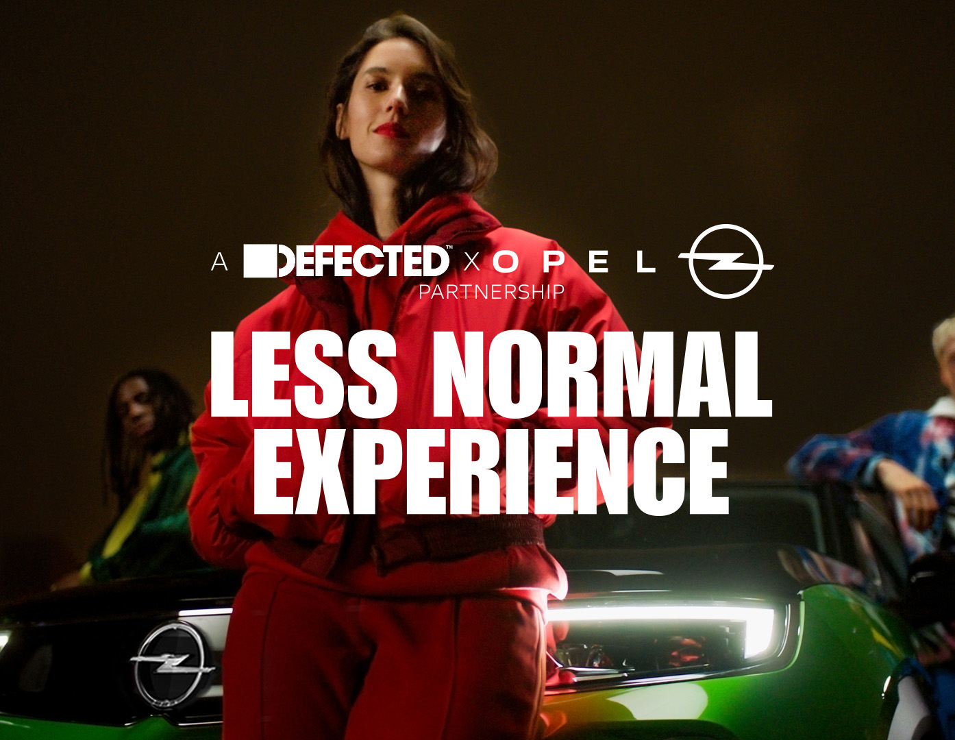 Mokka x Defected: A Less Normal Experience