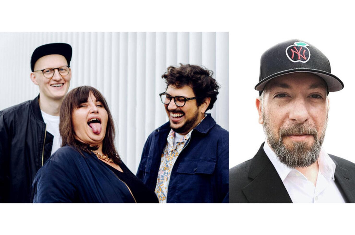 Kreative Neuzugänge für McCANN: Giuliana Jelko, Robert Weider, Sebastian Plum und Björn Seib